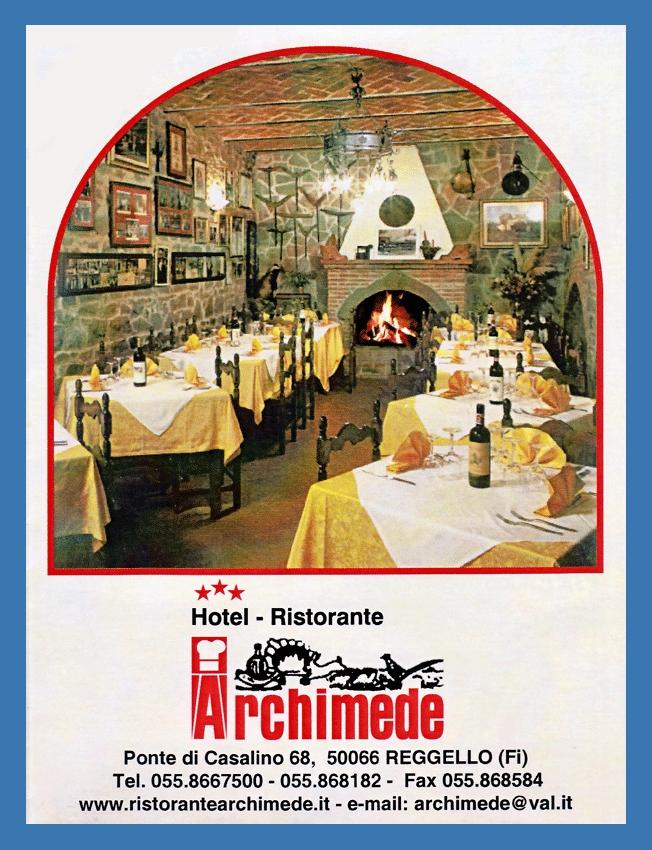 Locandina Archimede
